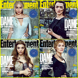 'Game of Thrones' Women Are 'Rocking' the Sixth Season!