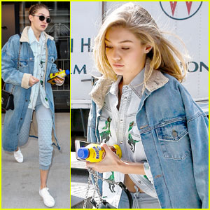 Gigi Hadid is Going to Get 'Turnt Up' for Her 21st Birthday