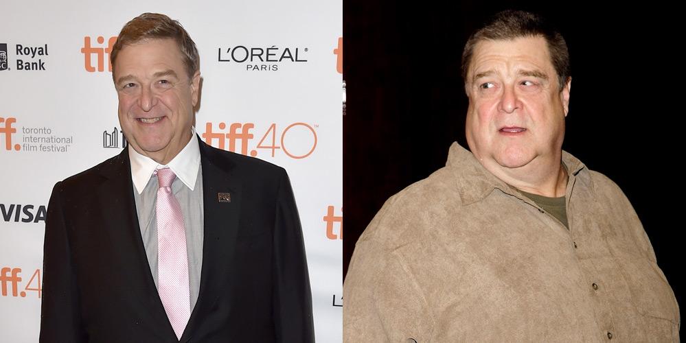 John Goodman Reveals His Simple Weight Loss Secrets | John Goodman ...