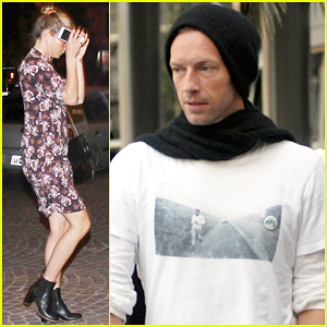 Gwyneth Paltrow Arrives In Buenos Aires With Chris Martin For 'Head Full of Dreams' Tour!