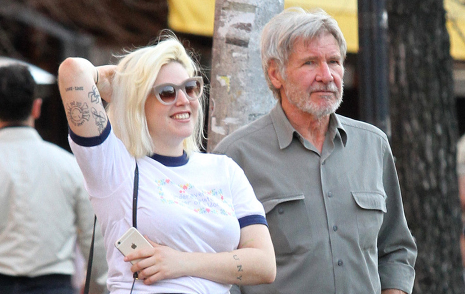 harrison ford opens up about his daughter's struggle with epilepsy