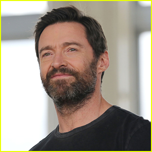 Hugh Jackman Saves Son & Daughter From Rough Beach Tide