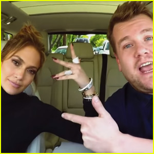 James Corden Teases 'Carpool Karaoke' TV Special With Jennifer Lopez