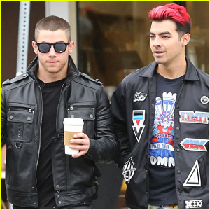 Joe Jonas Gets Competitive With Nick Over Girls