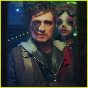 Josh Hutcherson & Kiersey Clemons Star In DJ Snake's 'Middle' Music Video - Watch Now!