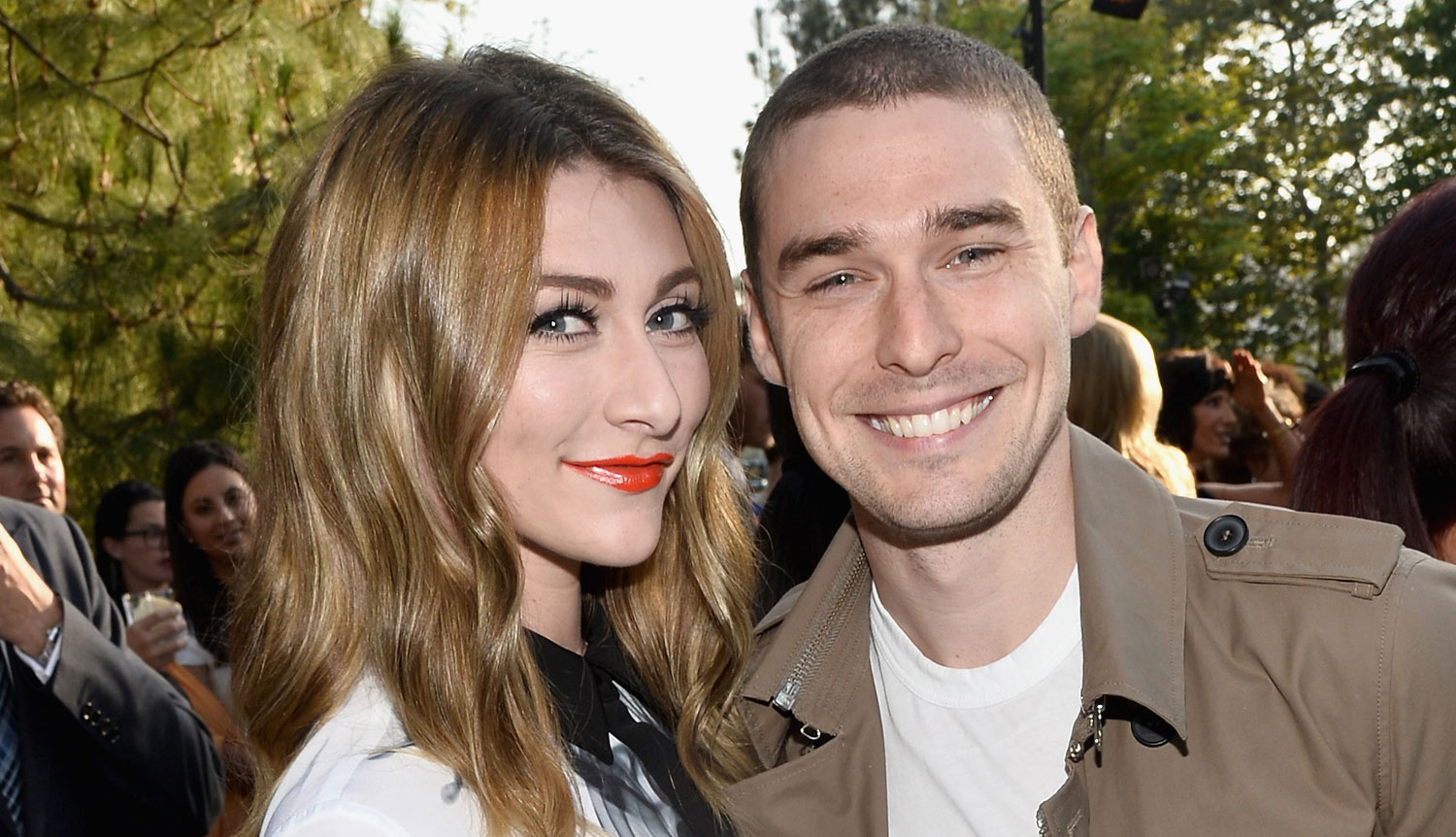 are amy and nick of karmin dating