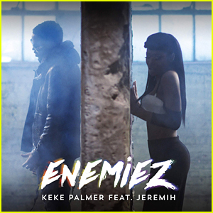 Keke Palmer Debuts Video For 'Enemiez' with Jeremih - Watch Here!