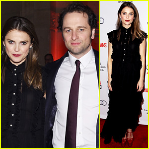Keri Russell Gives Men Advice on Pregnant Women: 'Just Say Yes'