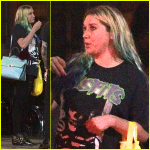 Kesha Enjoys Night Out With Friends Amid Dr. Luke Appeal