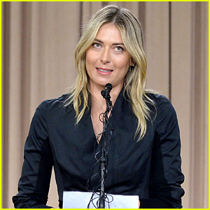 Maria Sharapova Announces She Failed a Drug Test (Video)