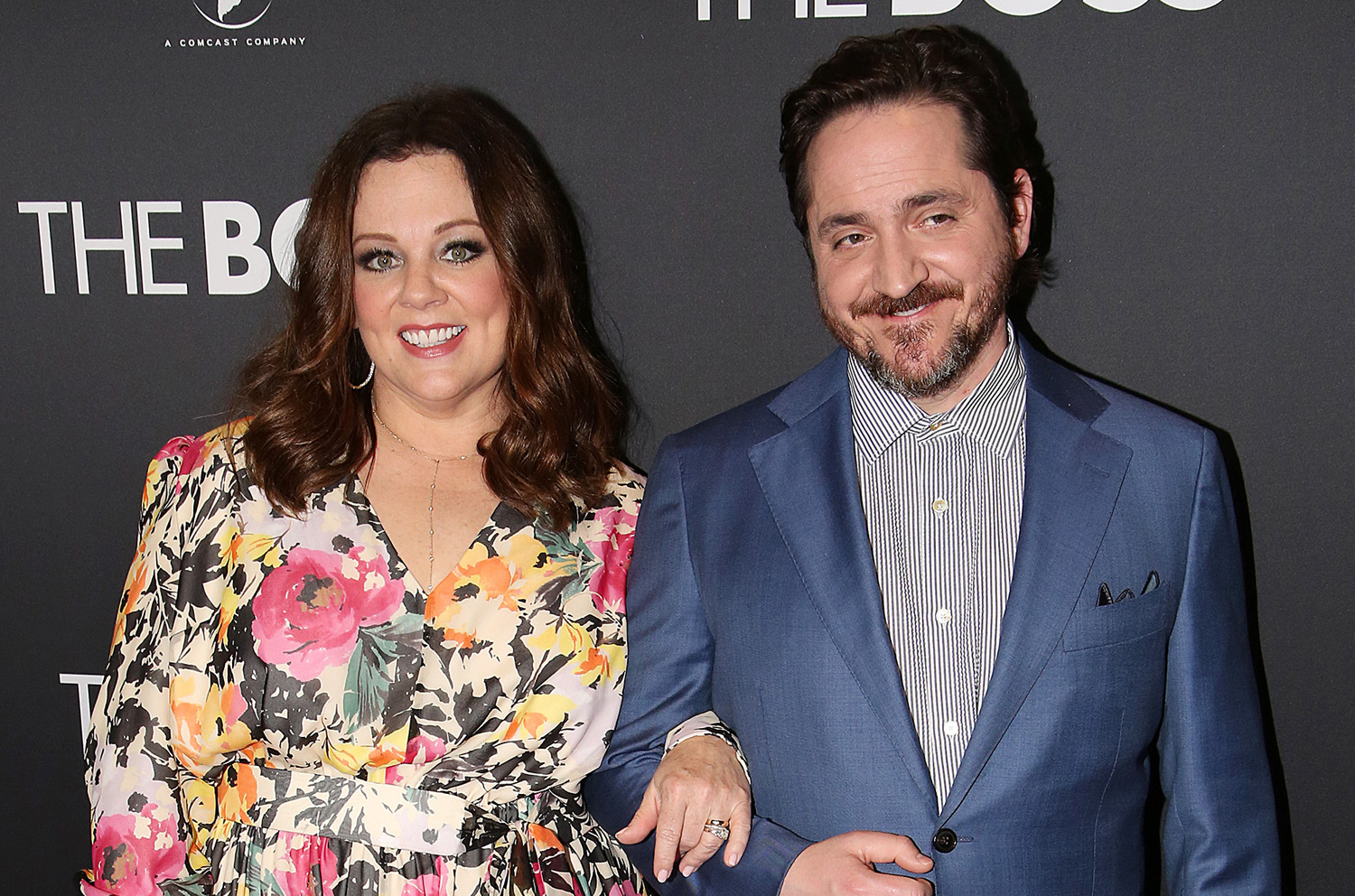 Melissa McCarthy Opens Up About Her Marriage to Ben Falcone Ben