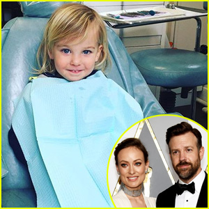 Olivia Wilde & Jason Sudeikis' Son Otis Is So Adorable!