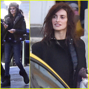 Penelope Cruz Set to Star in 'Layover' Film Adaptation