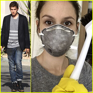 Rachel Bilson Is 'Going In' to Clean the House!