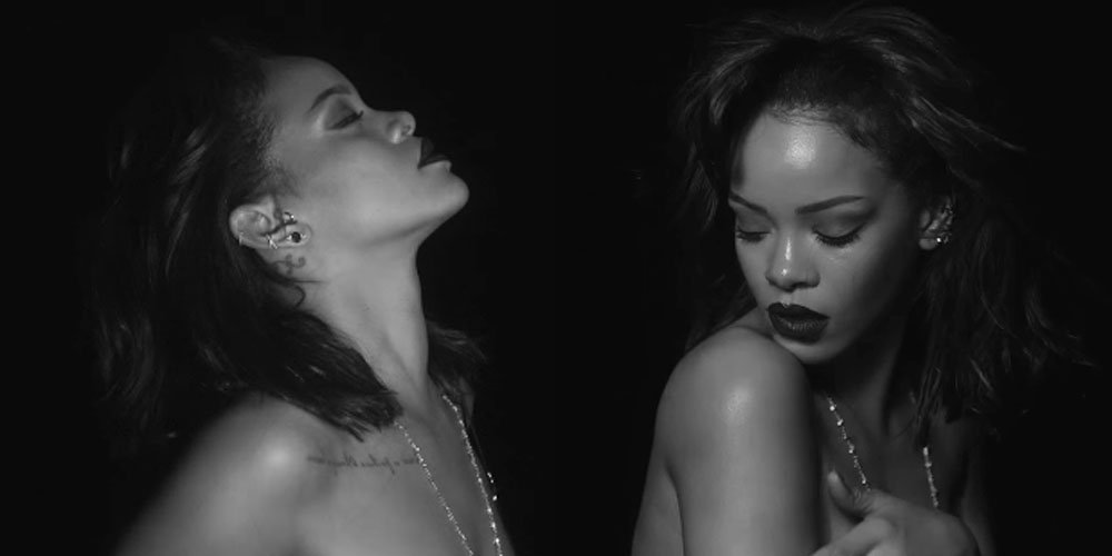 Video: rihanna – 'kiss it better' | theseunbadejo. Com.