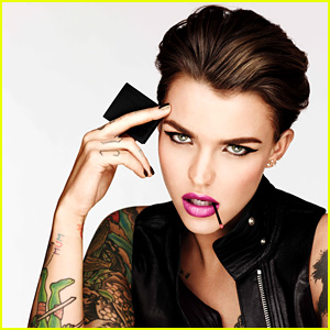 Ruby Rose Is New Face of Urban Decay!