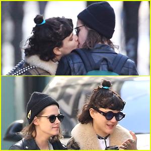 Soko Is 'Very in Love' with Kristen Stewart!