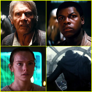 'Star Wars: The Force Awakens' Deleted Scenes Sneak Peek - Watch Now!
