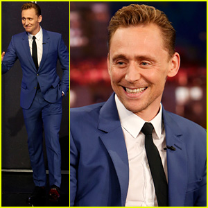 Tom Hiddleston Weighs In on 'James Bond' Rumors - Watch Now!