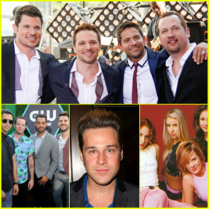 98 Degrees Sets 2016 Tour with O-Town, Ryan Cabrera, & Dream