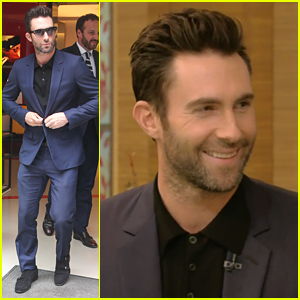 Adam Levine Confirms He's Expecting a Baby Girl!