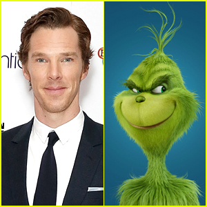 Benedict Cumberbatch to Voice 'Grinch' in Newly Imagined Movie
