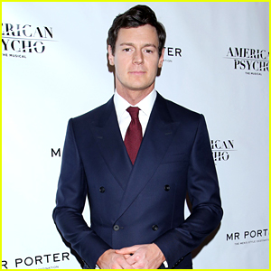 Benjamin Walker Gets Support from Wife Kaya Scodelario at 'American Psycho' Broadway Opening!