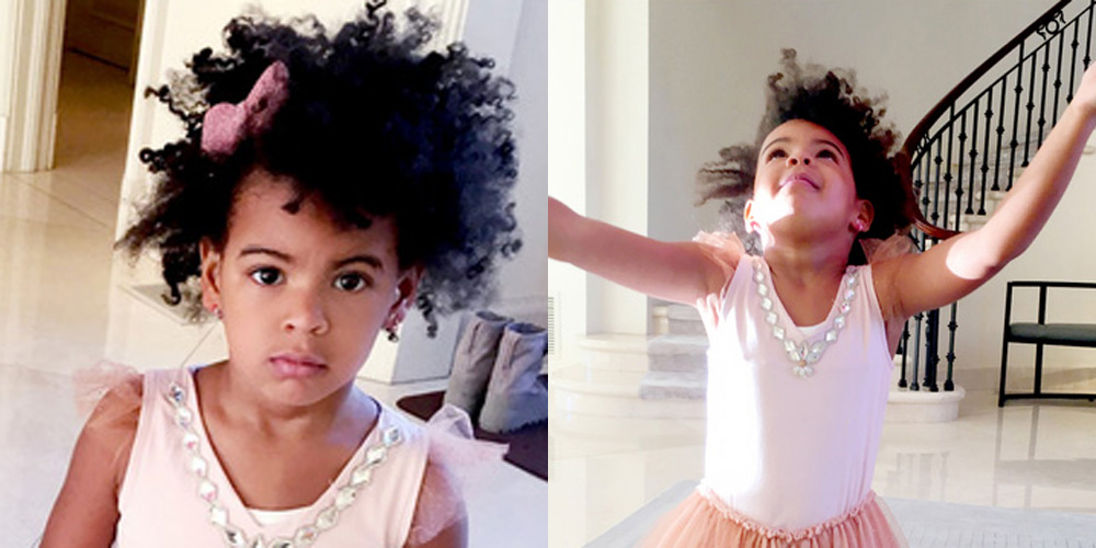 Blue ivy carter 2 birthday