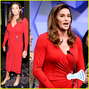 Caitlyn Jenner Honored for 'I Am Cait' at GLAAD Media Awards 2016