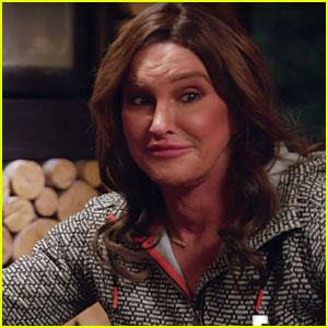 Caitlyn Jenner Dared to Kiss Candis Cayne in 'I Am Cait' Clip