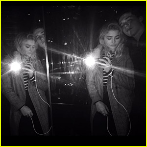 Chloe Moretz & Brooklyn Beckham Seemingly Make Their Relationship Instagram Official!