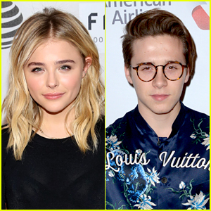 Chloe Moretz & Brooklyn Beckham Hold Hands Amid Dating Rumors