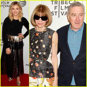 Chloe Moretz Attends Tribeca Film Festival 2016 Opening Night