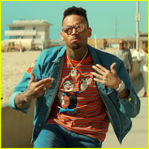 Chris Brown Debuts 'Paradise' Video with Benny Benassi