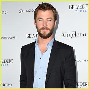 Chris Hemsworth Celebrates His 'Angeleno' Magazine Cover!