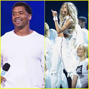 Ciara & Russell Wilson Hit The Stage At Seattle's We Day 2016!