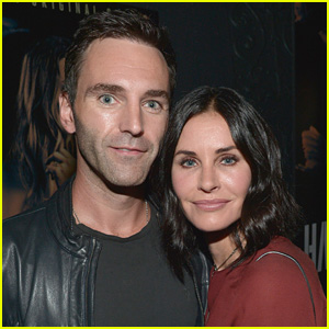 Courteney Cox & Ex-Fiance Johnny McDaid 'Really Care About Each Other'