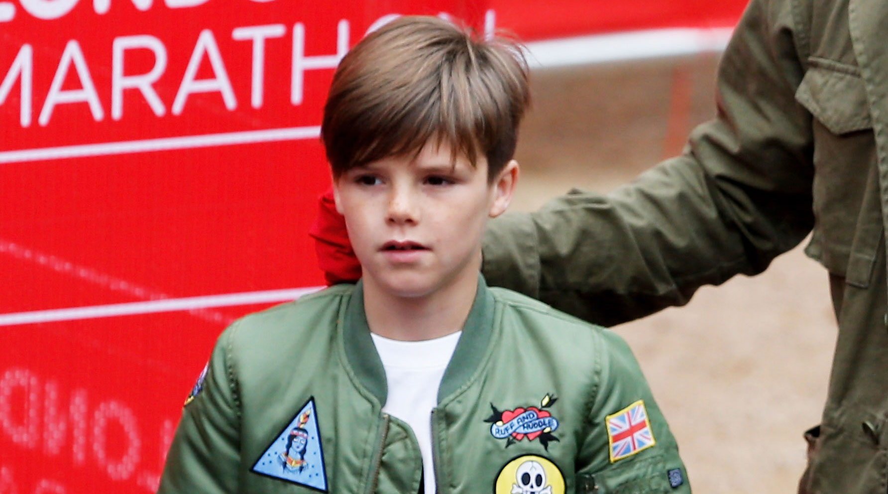 Watch Cruz Beckham Show Off His Adorable Singing Voice