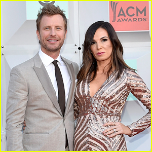 Dierks Bentley & Wife Cassidy Black Attend ACM Awards 2016