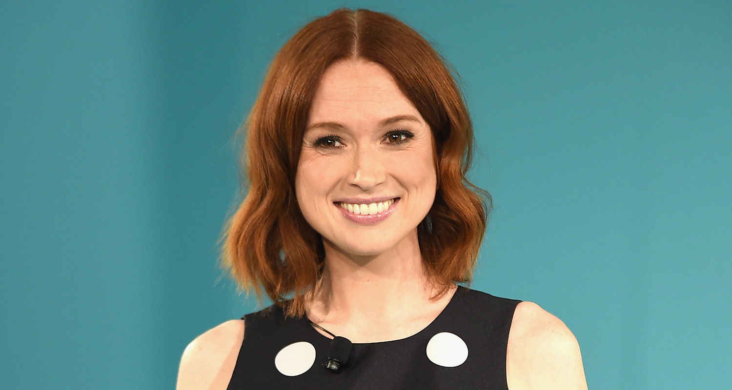 Ellie Kemper Says Pregnancy is Like a 'Constant Hangover ... Maggie Gyllenhaal Pregnant