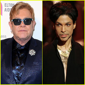 Elton John Pays Tribute to Prince During His Concert (Video)