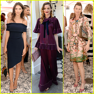 Emily Ratajkowski & Jaime King Are 'Glamour' Game Changers