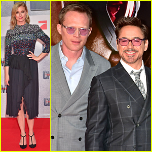 Emily VanCamp Says 'Civil War' is Marvel's Biggest Movie Yet