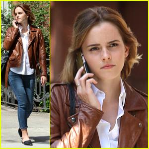 Emma Watson Reveals Her Latest Favorite Read