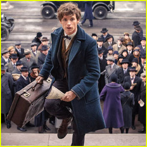 Eddie Redmayne to Debut New 'Fantastic Beasts & Where to Find Them' Clip at MTV Movie Awards 2016