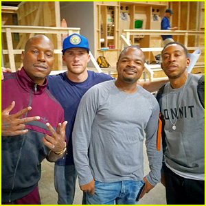Scott Eastwood & 'Fast 8' Cast Share First Photos From Set