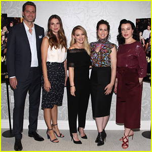 Hilary Duff, Sutton Foster & 'Younger' Cast Team Up for Screening