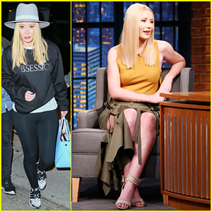 Iggy Azalea Helps Explain Teen Slang With Seth Meyers (Video)!