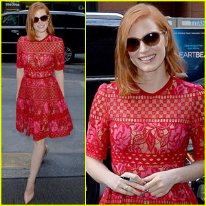 Jessica Chastain Opens Up About Her Women-Run Production Company