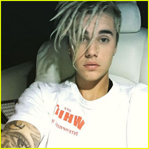 Justin Bieber Shows Off Dreadlocks - See His New Look!